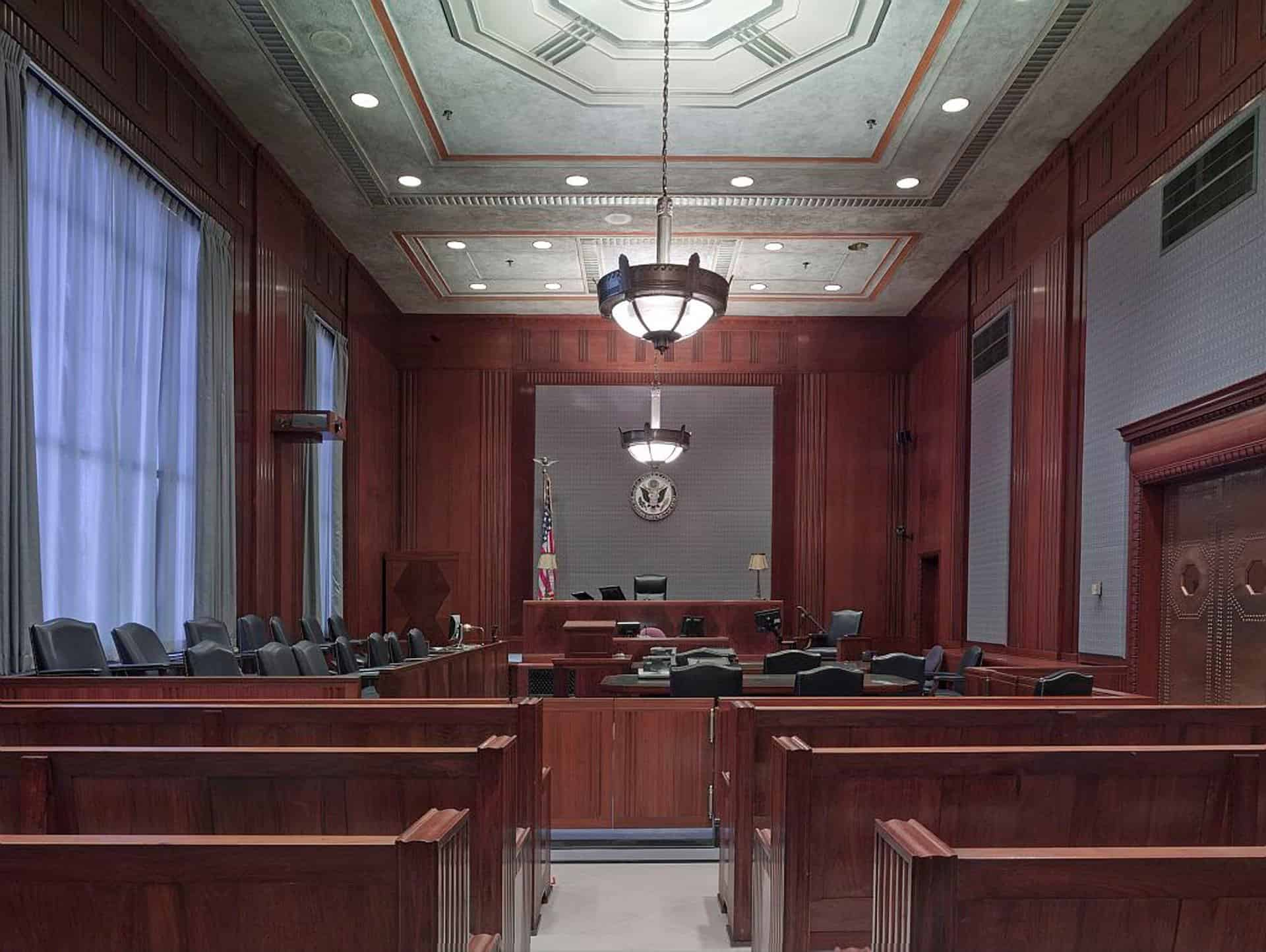 Trial-Personal-Injury-Lawyer-Attorney-Jury-Court-Courtroom-Lawsuit-Sue-Injured-Hurt-Settlement-Money-Award